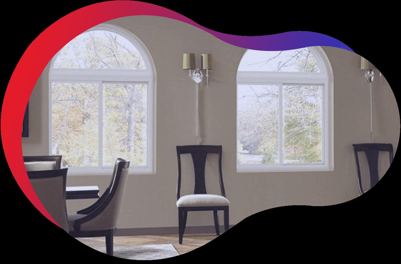 GEOMETRIC/ODD SHAPED WINDOWS