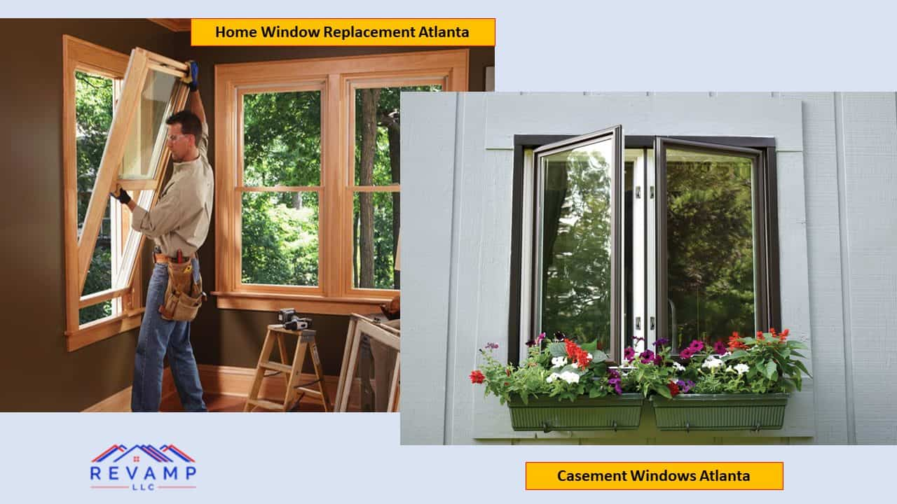 Atlanta home window replacement
