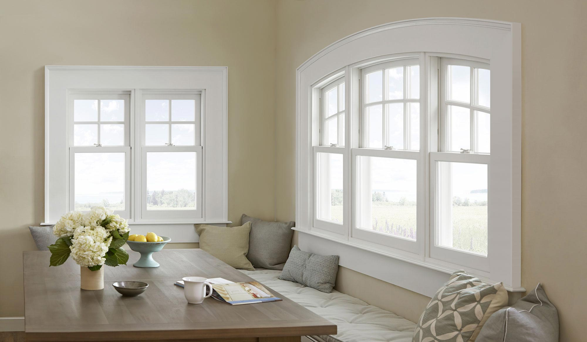 Why Are Double Hung Replacement Windows in Atlanta Best-Suited Choice for Homeowners?